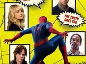 Amazing Spider-Man nuovo trailer internazionale poster