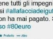 Alla faccia gufi, questa l'Italia Matteo Renzi.
