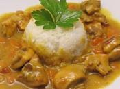 Pollo Curry Latte Cocco
