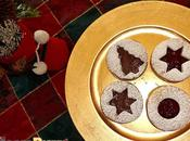Biscotti occhio natalizi