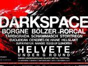 Helvete Underground, Gravière, Ginevra (CH), 2-3-4/10/2014