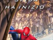 Amazing Spider-Man Potere Electro Carpet Londra Live Streaming