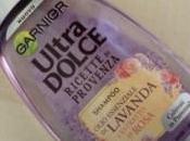 #Garnier Ultra Dolce Shampoo Ricette Provenza alla lavanda rosa