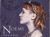 """Recensioni discografiche: """"made london"""", l'easy listening noemi"""