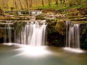 Piccola cascata presso @Federica Cattaruzzi