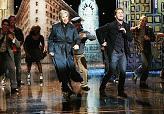 """Glee Schuester fanno visita alla Grande Mela"