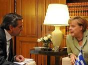 Merkel Atene. visita carica significati