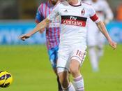 Serie Montolivo batte Catania: Milan dall'EL