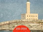 passerella 200.000 euro sull'isola faro Vieste