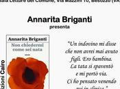 """""""Non chiedermi come nata"""", incontro Annarita Briganti..."""