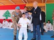 Libano/ Shama. Attività CIMIC. Caschi italiani completano progetti cooperazione civili