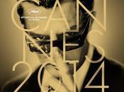 Cannes poster tutto italiano (con Mastroianni mezzo)