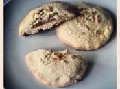 Biscotti frolla alle nocciole cuore albicocche