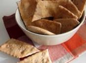 Crackers alla paprika lievito madre