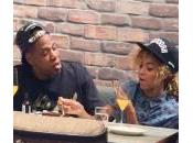 Beyoncé pranzano ristorante Angeles (foto)
