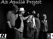 Apulia Project` concerto piazza Ruvo Puglia `Back Home`, venerdi' aprile 2014.