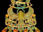 resti cometa gioielli dell'antico Egitto
