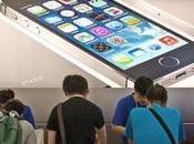 Wall Street prevede crescita solo percento vendite iPhone