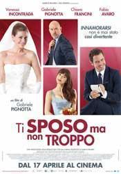 "teatro cinema: commedia sposo troppo"""