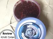 Esfoliante Corpo Mirtillo Body Shop|| coccola pelle