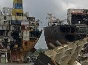 cimitero delle navi tossiche? spiagge dell'Asia meridionale