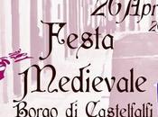 """Festa Medievale"" storico Castelfalfi"