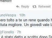 Bruno Vespa contro Fiorello Twitter: quando investito quel poveraccio