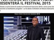 Carlo Conti condurrà prossimo Festival Sanremo