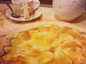 Crostata mele marmellata albicocche