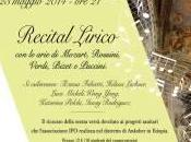 Perugia: Recital Lirico beneficenza