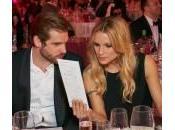 Michelle Hunziker Tomaso Trussardi Vienna Awards (foto)