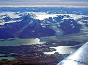 parco nazionale Glaciares secondo dimensioni Argentina.