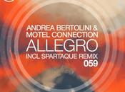 Spartaque remixa Allegro Andrea Bertolini Motel Connection Techno Label)