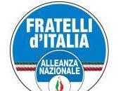 alleanza nazionale. presentata lista perugia