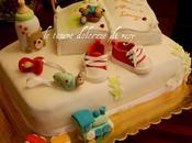 torta Battesimo Lorenzo