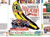 Dani Alves, giornali brasiliani quelle banane rock'n roll