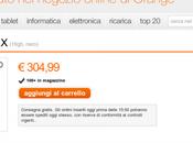 Motorola Moto offerta Orange euro