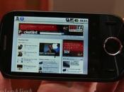 Scheda tecnica Huawei Ideos Android, Caratteristiche scheda