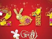 Capodanno cinese 2011: Buon anno coniglio!