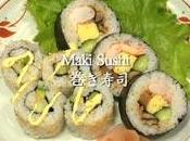 Cooking with Dog: Make Futomaki Sushi California Roll
