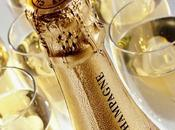 Valentino: Menù allo Champagne