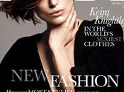 COVER GIRL: Keira Knightley Elle