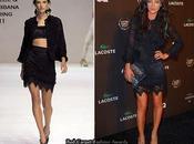 Jessica Szohr Dolce Gabbana