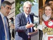 Sondaggio DEMOCOM Regionali ABRUZZO aprile 2014 D'Alfonso (CSX) 35,3%, Chiodi (CDX) 30,7%, Marcozzi (M5S) 24,9%
