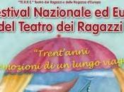 """Festival Nazionale Teatro Ragazzi trent'anni viaggio mondo emozioni"""""""
