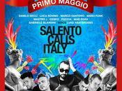 Salento Calls Italy Over Rainbow! Giovedi' maggio 2014 Samsara Gallipoli (Le).