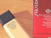 REVIEW: Sheer Perfect Foundation SHISEIDO