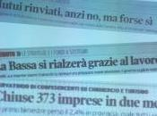 """Sabato maggio 2014 Intesa lavoro. scatenano. Pelù, euro elemosina"""". Berlusconi: """"Grillo come Hitler"""". Bankitalia sogna ripresa"""