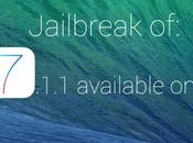 Jailbreak 7.1.1 [iPhone oggi effettuabile anche