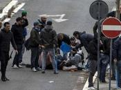 Colpo pistola, tifoso Napoli gravissimo